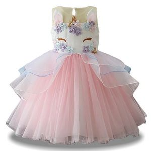 Other - Toddler/Girls Unicorn Gown